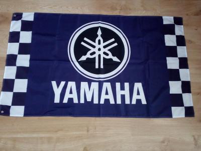 Vlajka YAMAHA