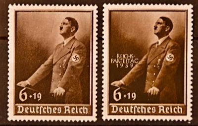 Německá říše - Hitler - 1939