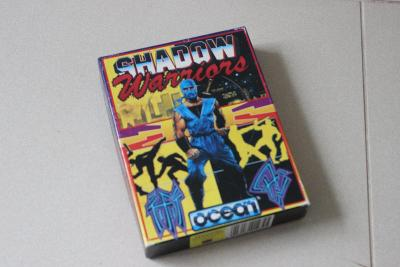 SHADOW WARRIOR pre Sinclair ZX Spectrum 48/128k