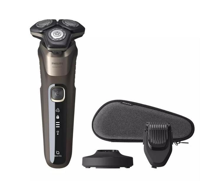 Elektrický holicí strojek pro mokré a suché holení PHILIPS S5589/38 - Péče o tělo