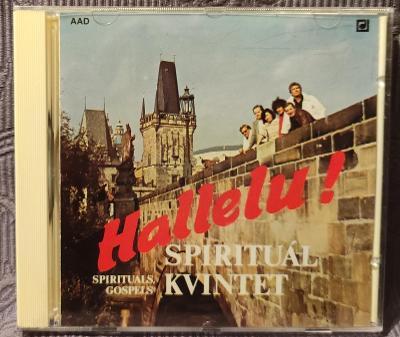 CD- Spirituál Kvintet (1991), CD V PĚKNÉM STAVU