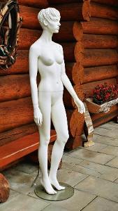Profesionální dámská figurína v životní velikosti (185cm) ***TOP***