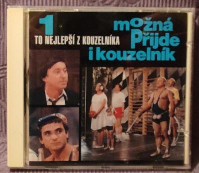 CD - Možná přijde i kouzelník  (1996), CD V PĚKNÉM STAVU