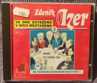 CD - Zdeněk Izer a Marek Dobrodinský  (1993), CD V PĚKNÉM STAVU
