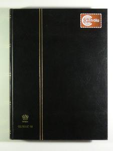 4103 Sbírka známek GIBRALTAR novější +velmi hezký obr zásobník A4