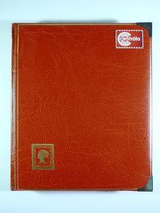 4105 Sbírka známek ANGLIE lokální vydání +velmi hezký obr zásobník A4