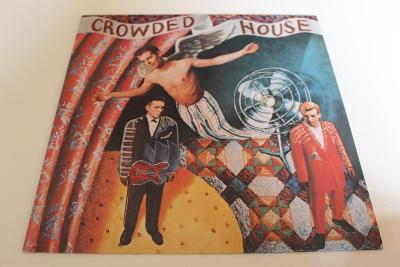 Crowded House - Crowded house -výb. stav- Europe 1986 LP
