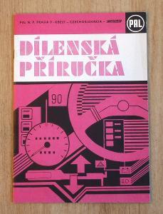 Dílenská příručka PAL. (2)