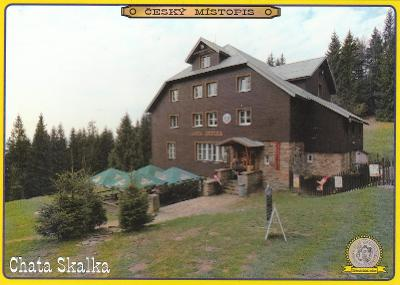 BESKYDY - CHATA SKALKA