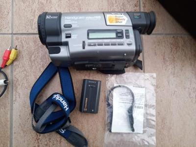Videokamera Sony CCD-TR3000