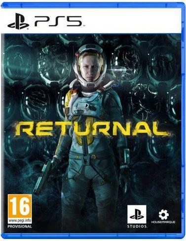 Returnal, hra pro PS5, nová