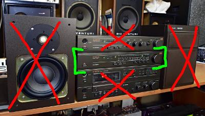 1 kus RFT ST 3930 stereo tuner (176241)