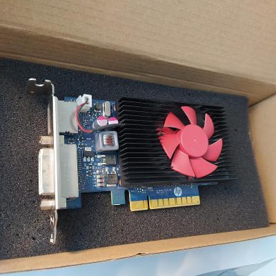 HP NVIDIA GeForce GT 730 2GB původní cena 2099kč