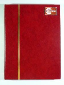 4118 Sbírka známek SVĚT ŠACHY + velmi hezký zásobník A4