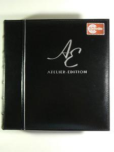 4126 Sbírka známek NĚMECKO BRD +luxusní obr album