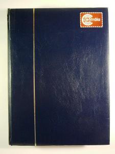 4142 Sbírka známek SVĚT UMĚNÍ +hezký obr zásobník A4