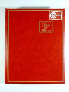 4131 Sbírka známek NĚMECKO REICH AH+ velmi hezké album
