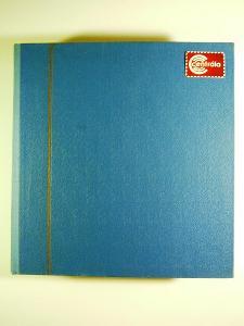 4141 Sbírka známek NĚMECKO NDR + krásné obr album