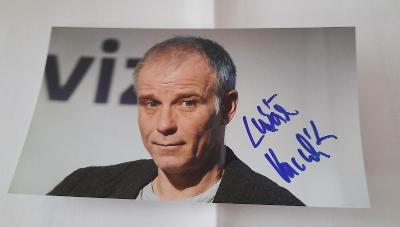 autogram Lukáše Vaculíka