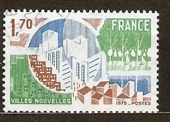 France 1975 Mi 1935 ine raz.
