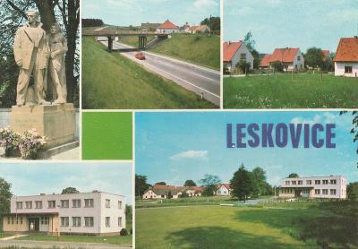 LESKOVICE - OKRES PELHŘIMOV