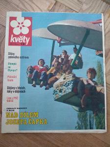 Časopis Květy 13/1982