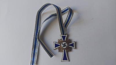 ČESTNÝ KŘÍŽ NĚMECKÉ MATKY 3. STUPNĚ BRONZ TOP !!!