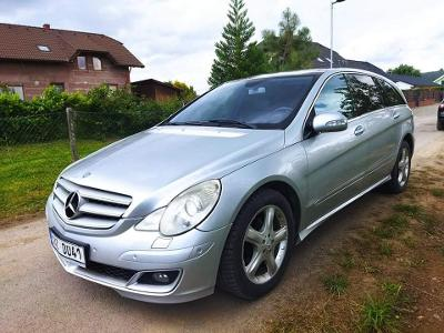 Mercedes Benz R350i panorama, 200kw