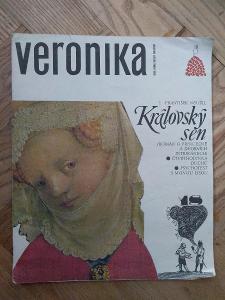Časopis Veronika 18 - 1970
