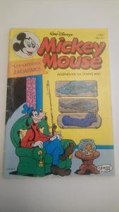 Časopisy Kacer Donald, Mickey Mouse, Kralik, Tom a Jerry