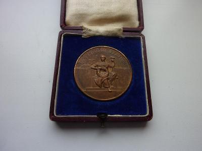 medaile za uznání práce a zásluh