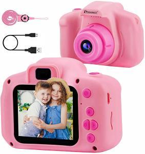 Dětská digitální kamera/fotoaparát pro dívky/1080p IPS 2 palců