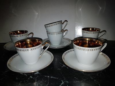 Sada MZ Claudia kávová, 125 ml-neúplná