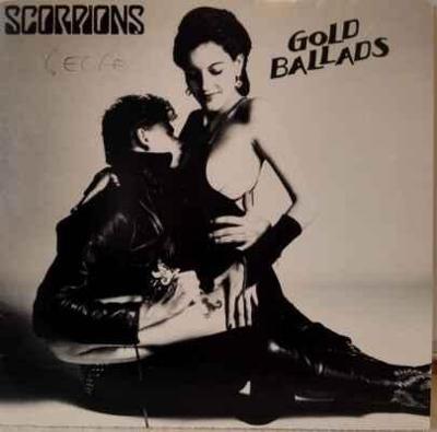 LP Scorpions - Gold Ballads, 1984