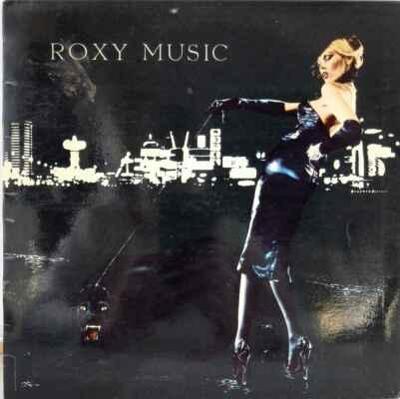 LP Roxy Music - For Your Pleasure, 1973 EX
