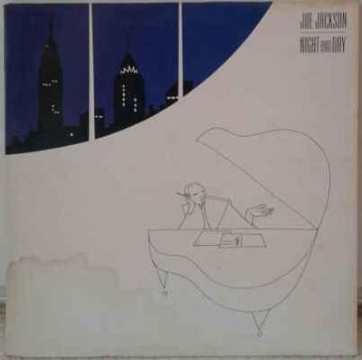 LP Joe Jackson - Night And Day, 1982