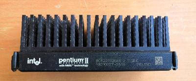 INTEL Pentium II - 266MHz - slot1