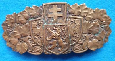 Československo odznak
