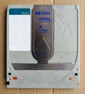 OPTICAL DISK 1,3GB - Hewlett Packard
