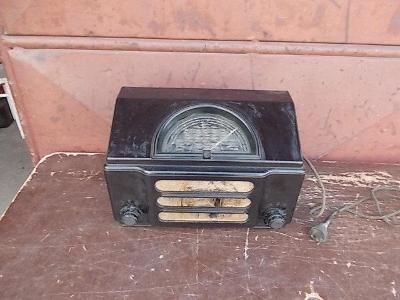 bakelitove radio