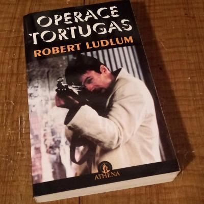 Operace Tortugas - Robert Ludlum / špionážní román