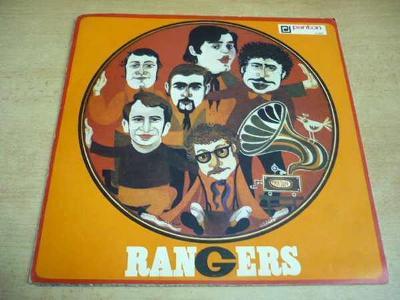 LP RANGERS 1970