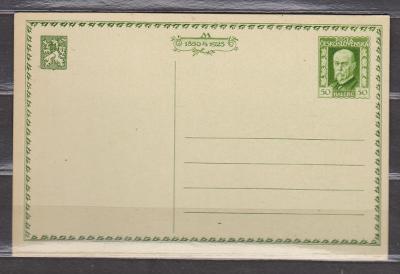 ČSR - dopisnice CDV 30