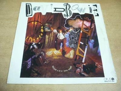 LP DAVID BOWIE / Never Let Me Down (Opus 1988)