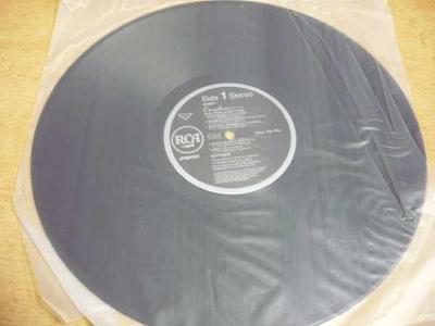 LP EURYTHMICS / We Too Are One (Popron)