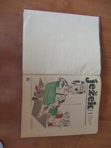Ježek 1969 svázané