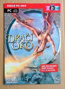 DRAČÍ OKO - edice ABC - nová, nerozbalená