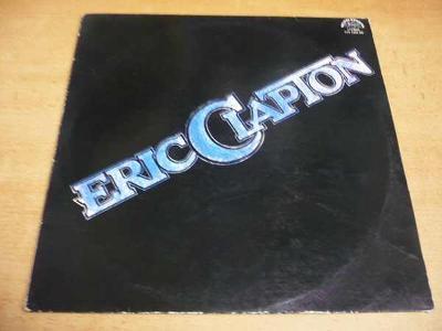 LP ERIC CLAPTON (Supraphon)