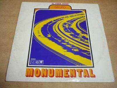 LP MONUMENTAL / Si, para usted (Areito Habana Cuba)