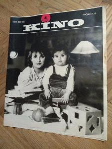 Časopis Kino číslo 1/1988